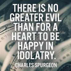 idoaltry charles spurgeon