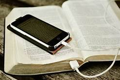 phone text bible