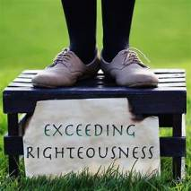 exceeding righteous