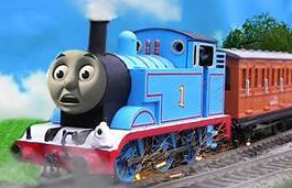 Thomas train no disaster