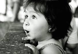 child excitement