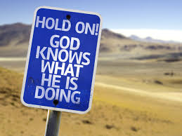 hold on to God