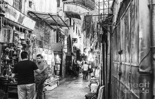 old-city-bartering-in-jerusalem-john-rizzuto